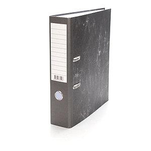 Папка–регистратор с арочным механизмом разборная ErichKrause®, Economy, А4, 70 мм, серый