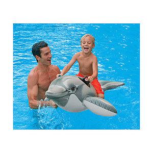 Надувная игрушка Intex 58535NP в форме дельфина для плавания