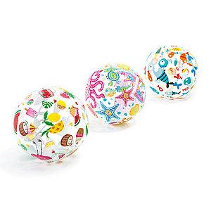 Надувной мяч Intex 59040NP