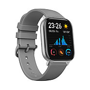 Смарт часы Amazfit GTS A1914 Lava Grey, фото 3