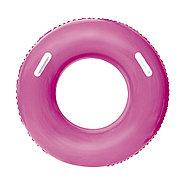 Надувной круг для плавания Bestway 36084 (синий, желтый, розовый), фото 2