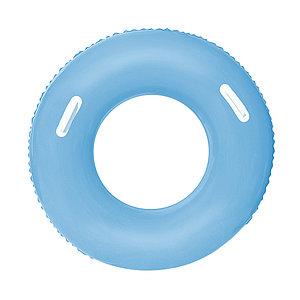 Надувной круг для плавания Bestway 36084 (синий, желтый, розовый)