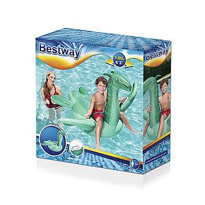 Надувная игрушка Bestway 41128 в форме плезиозавра для плавания