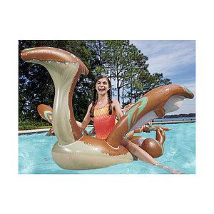 Надувная игрушка Bestway 41105 в форме птеродактиля для плавания