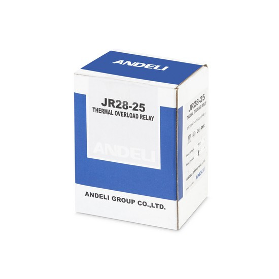 Реле тепловое ANDELI JR28-25 D1306 (1-1,6А)