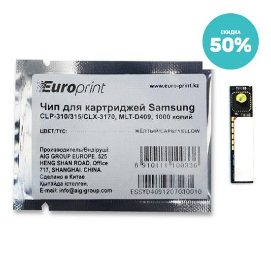 Чип Europrint Samsung MLT-D409Y