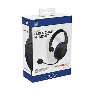 Гарнитура HyperX Cloud Chat PS4 HX-HSCCHS-BK/EM