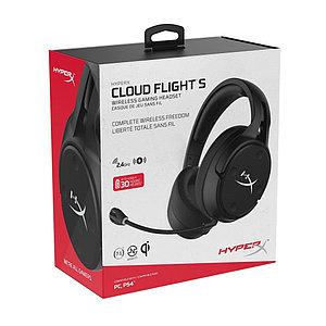 Гарнитура HyperX Cloud Flight S Wireless HX-HSCFS-SG/WW