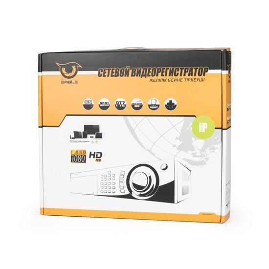 Сетевой видеорегистратор EAGLE EGL-NH4004-HP