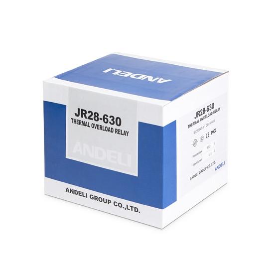 Реле тепловое ANDELI JR-630 F7381 (380-630A)