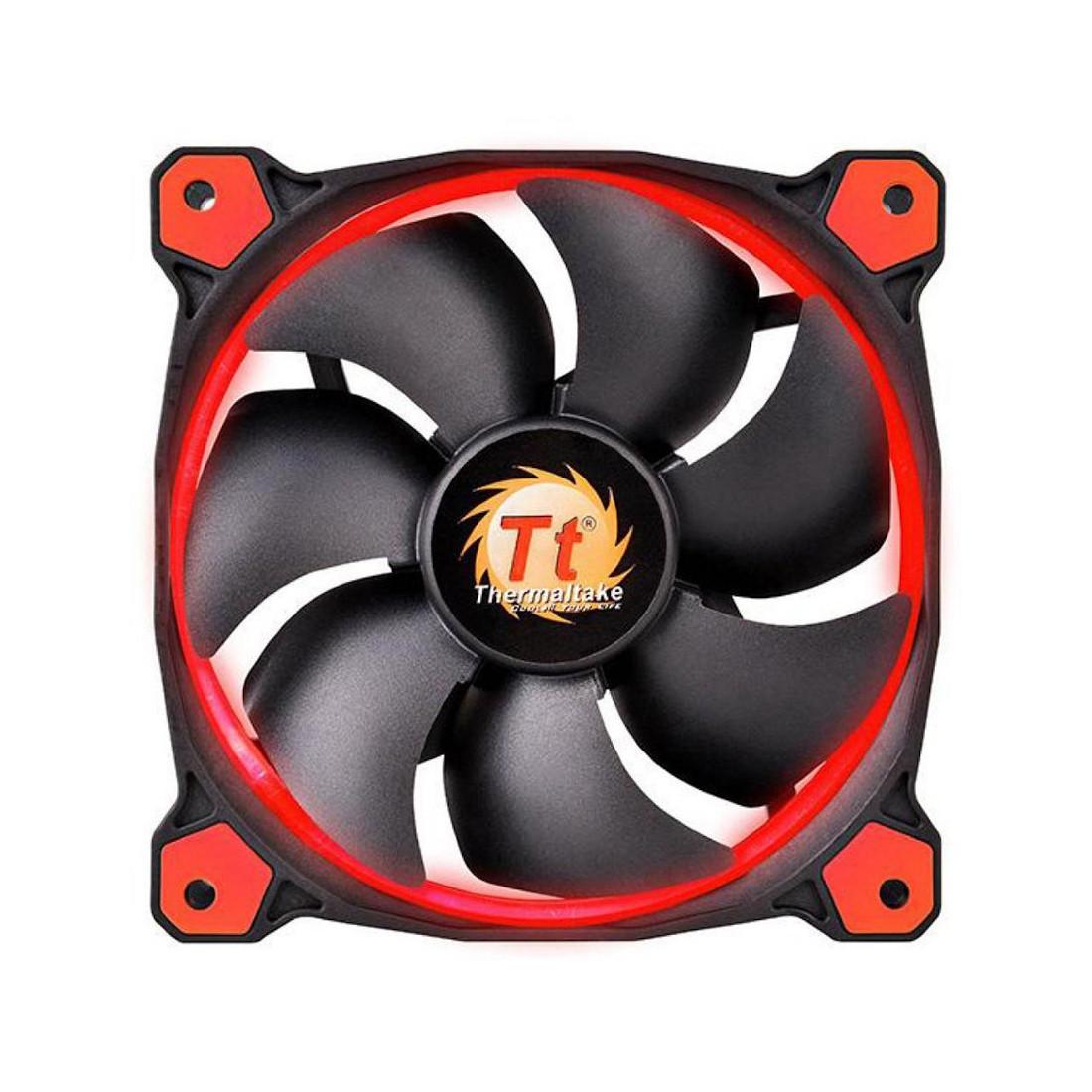 Кулер для компьютерного корпуса Thermaltake Riing 14 LED Red