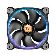 Кулер для компьютерного корпуса Thermaltake Riing 14 LED RGB Switch, фото 3