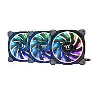 Кулер для компьютерного корпуса Thermaltake Riing Trio 12 RGB TT Premium Edition (3-Fan Pack), фото 3