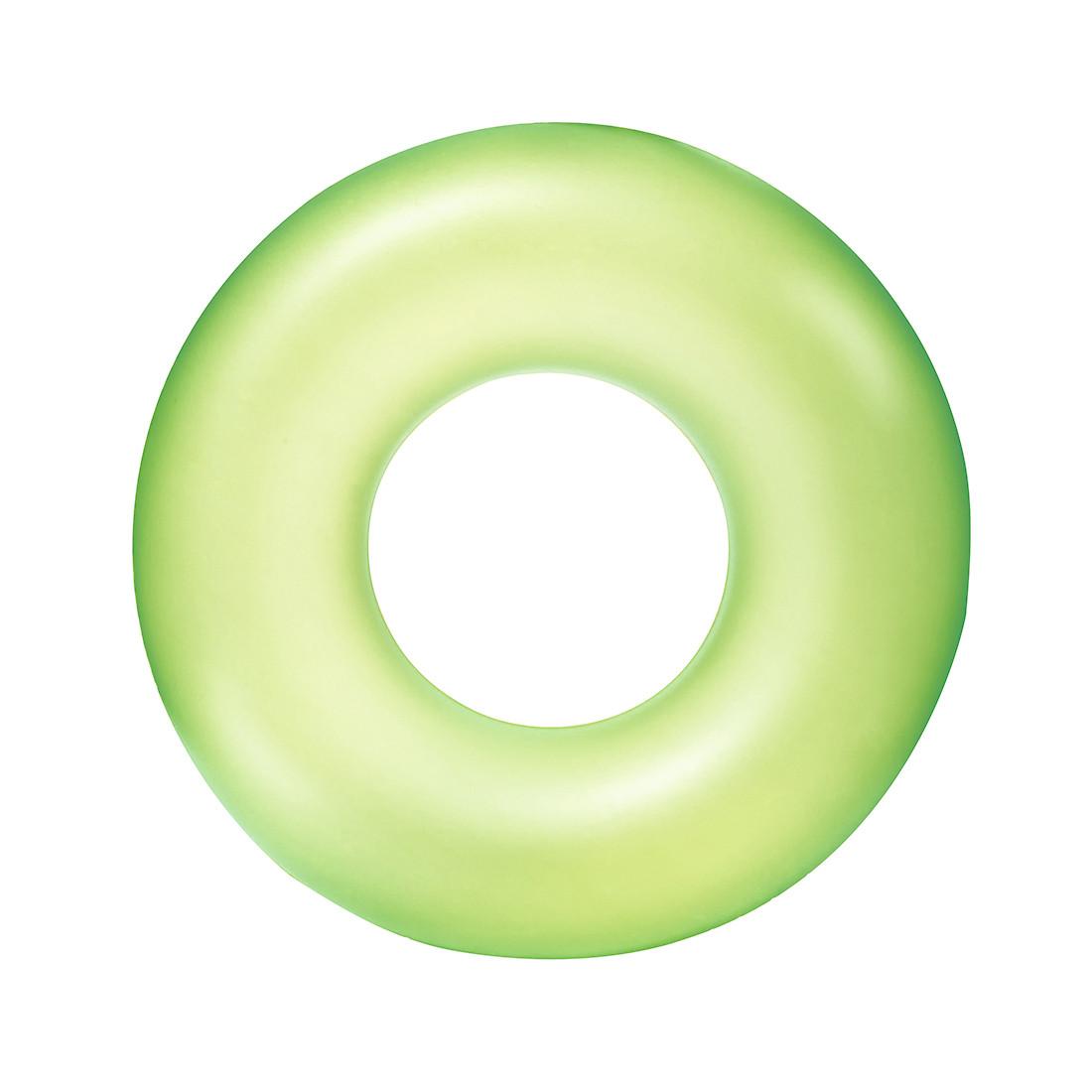 Надувной круг для плавания Bestway 36025 (синий, зелёный, розовый в асс.)