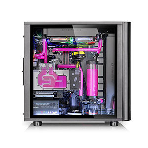 Компьютерный корпус Thermaltake View 31 TG RGB без Б/П