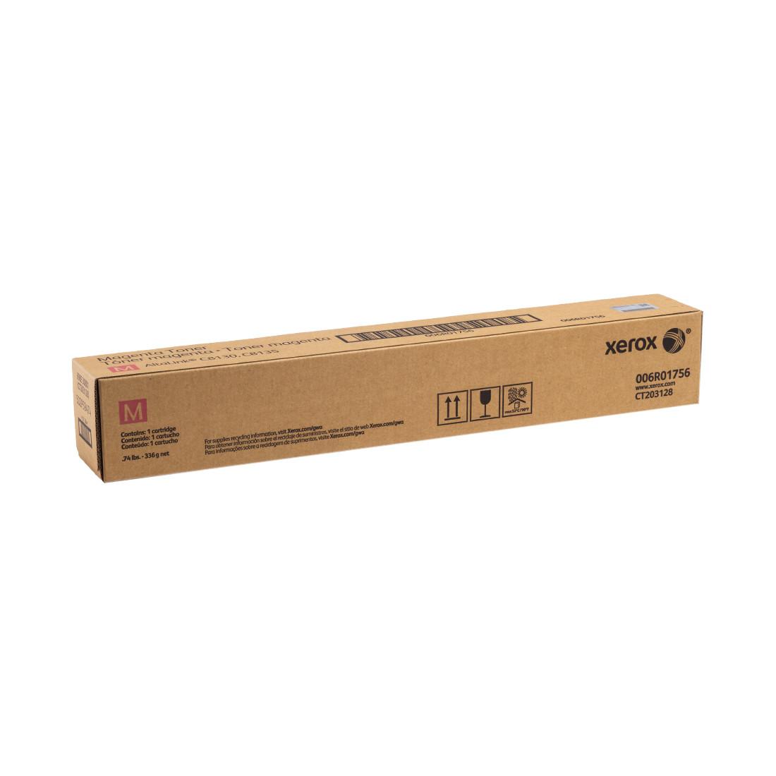 Тонер-картридж стандартной емкости Xerox 006R01756 (малиновый)