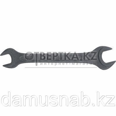 Ключ рожковый 10-12 мм фосфатированный Сибртех