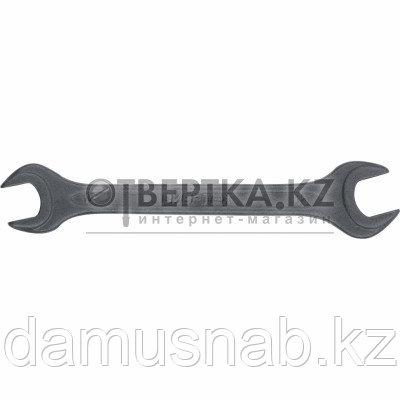 Ключ рожковый 12-13 мм фосфатированный Сибртех
