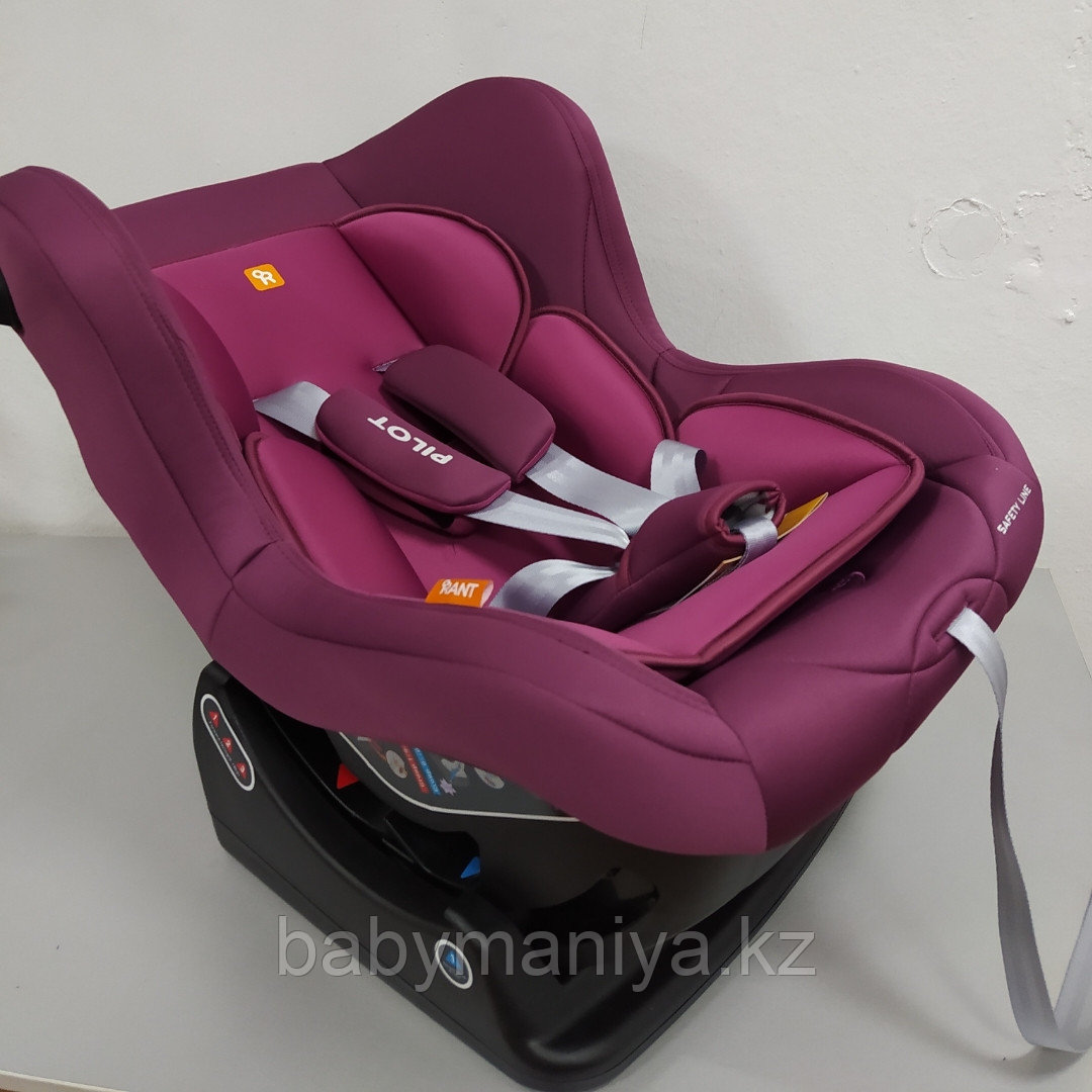 Автокресло детское Rant Pilot Safety Line (0-18 кг) Velvet Purple