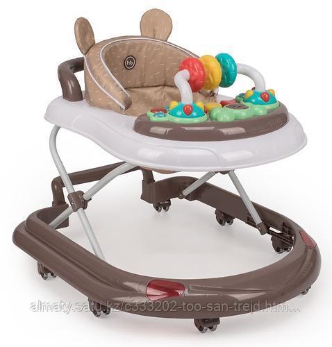 Ходунки Happy Baby Smiley V2( Brown)