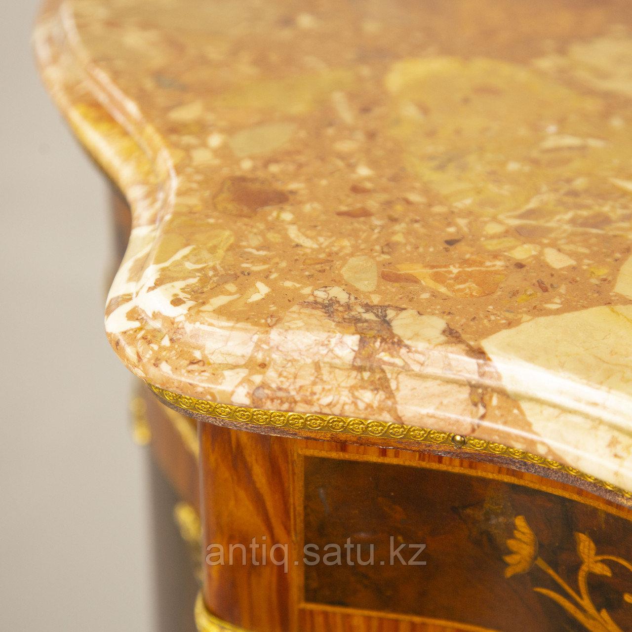 Комод в стиле Наполеона III. Италия. I половина-середина XX века. - фото 3