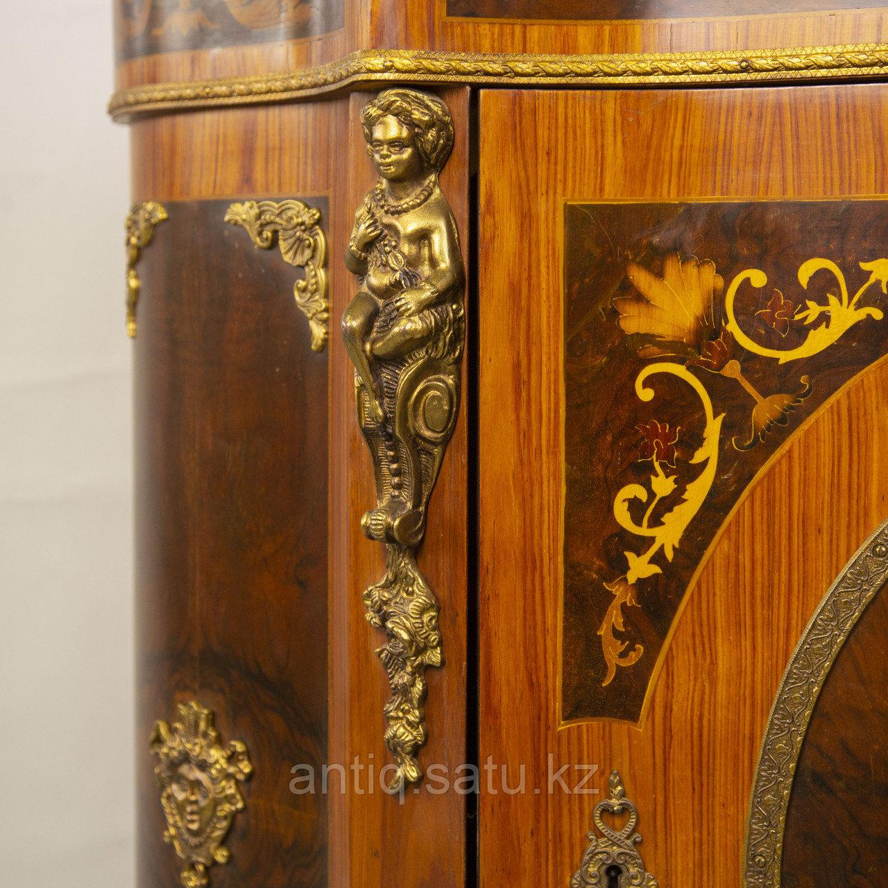 Комод в стиле Наполеона III. Италия. I половина-середина XX века. - фото 4