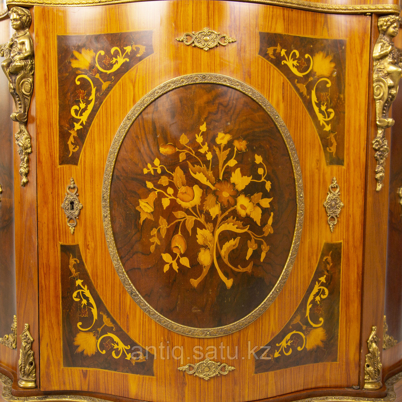 Комод в стиле Наполеона III. Италия. I половина-середина XX века. - фото 7