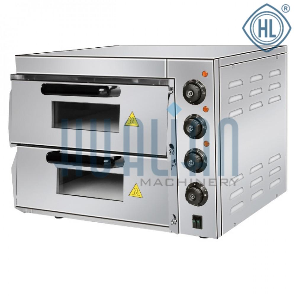 Электрическая печь для пиццы HEP-2ST-2уровня