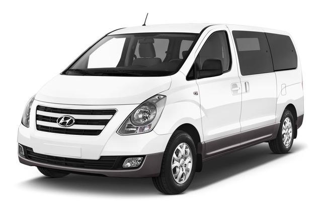 Hyundai H-1 / STAREX