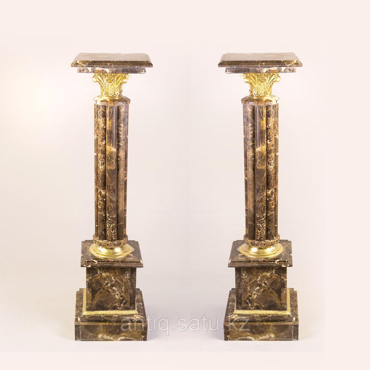 Каменные колонны. - фото 3