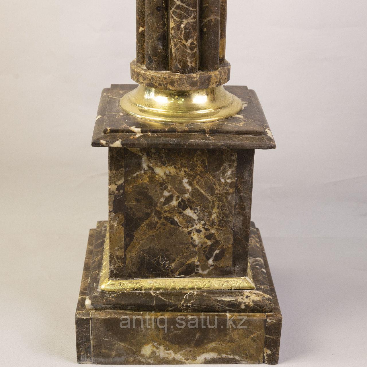 Каменные колонны. - фото 6