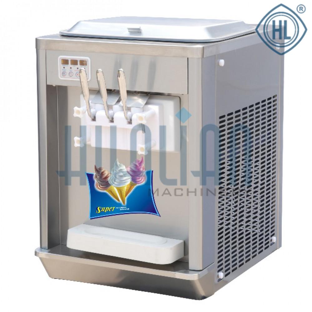 Фризер для производства мягкого мороженого HIM03-3 рожка