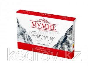 """Мумие алтайское """"Бальзам гор"""" таблетки в блистере по 0,2г №30"""