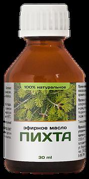 Масло эфирное пихтовое 30 мл. (Дезинфицирующее,противовоспалительное)