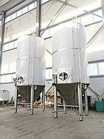 Танк для брожения пива и кваса ЦКТ 10000 литров