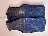 Мужской национальный жилет, фото 2