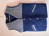 Мужской национальный жилет, фото 3