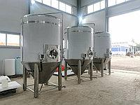 Ферментационный танк ЦКТ для брожения пива 3000 литров