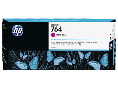 HP C1Q14A Картридж пурпурный HP 764 для Designjet T3500