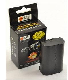"""Аккумуляторы  LP-E6 от """"DSTE"""" на Canon EOS 5D/Mark II/5D/Mark III/60D/60Da/7D"""