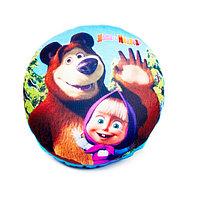 Игрушка- подушка Маша и Медведь