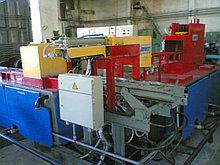 Технологический комплекс для мойки подшипников и корпусов букс грузовых вагонов с устройством выпрессовки