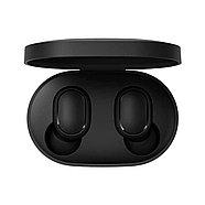 Беспроводные наушники Xiaomi Mi True Wireless Earbuds Черный (Basic 2), фото 2