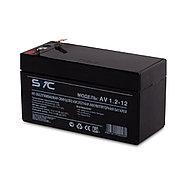 Аккумуляторная батарея SVC AV1.2-12 12В 1.2 Ач, фото 3