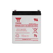 Аккумуляторная батарея Yuasa NPW20-12 12В*5 Ач, фото 2