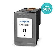 Картридж Europrint EPC-8727BK (№27), фото 3