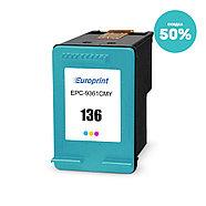 Картридж Europrint EPC-9361CMY (№136), фото 3