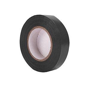 Изолента Deluxe ПВХ 0,13 х 15 мм (чёрная)