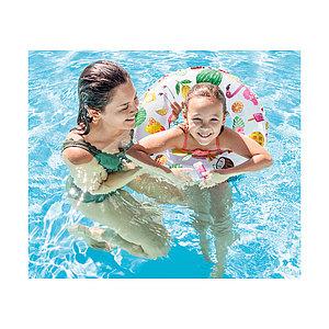 Надувной круг для плавания Intex 59230NP