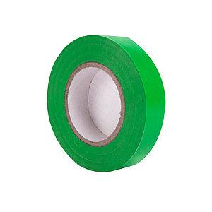 Изолента Deluxe ПВХ 0,13 х 15 мм (зелёная)